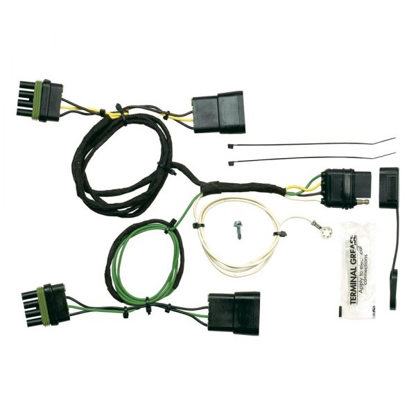 towing 174 42605 in simple 174 towing wiring harness with 4 flat connector