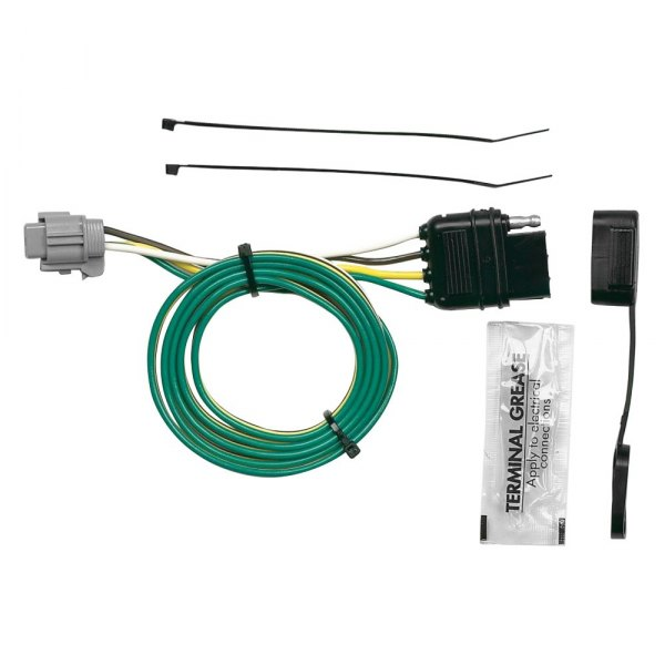 Nissan Xterra Trailer Hitch Wiring Harness : Hopkins nissan xterra  towing wiring harness