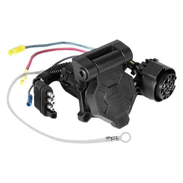 Wiring Diagram Likewise Rv 7 Pin Trailer Plug Wiring Diagram On Hitch