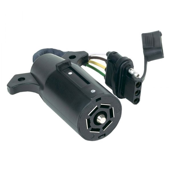 Semi 7 Pin Trailer Plug Wiring Diagram On Semi Trailer Light Wiring