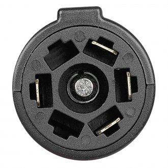 Hopkins® - 7 RV Blade to 5-Wire and 4-Wire Flat Adapter