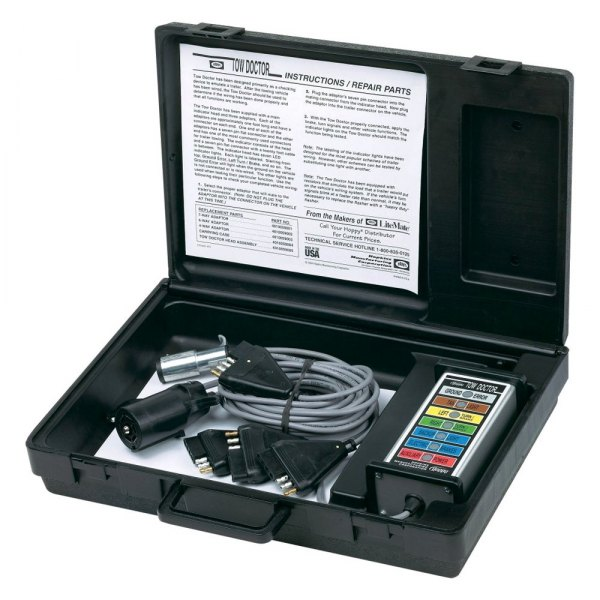 Hopkins® - Tow Doctor™ Car End Wire Harness Test Unit