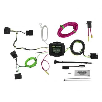 2012 ford escape hitch wiring harnesses adapters connectors hopkins® towing wiring harness