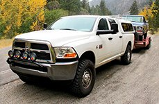 Hopkins® - Dodge Ram Towing Products