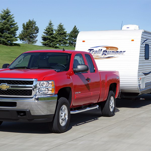Hopkins® - Chevy Silverado Towing Products
