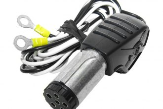 Hopkins® - 6-Pole Round to 12-Volt Power Inverter Adapter