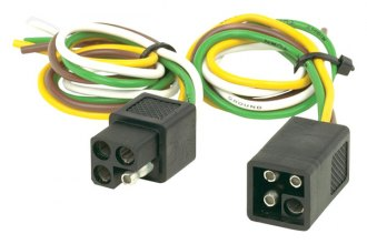 Hopkins® - 4-Pole Square Connector Set