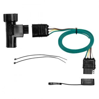 40115_6 land rover range rover hitch wiring harnesses, adapters, connectors  at crackthecode.co