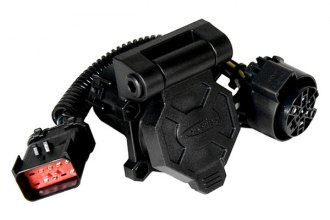 Hopkins® - Endurance™ Quick Install Connector with Dodge Adapter
