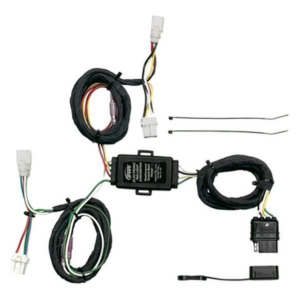 Hopkins 43565 Nissan Pathfinder 1996 2004 Towing Wiring