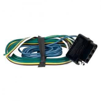 Hopkins® - 5-Wire Flat Connector (48 Car End)