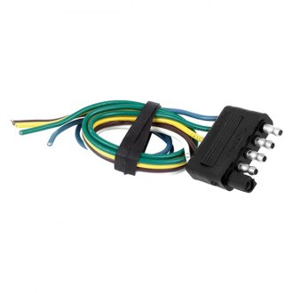 Hopkins® - 5-Wire Flat Connector (18 Trailer End)