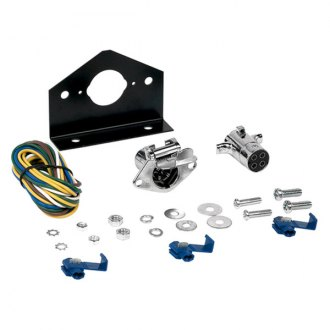 Hopkins® - 4-Pole Round Connector Kit
