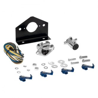 Hopkins® - 5-Pole Round Connector Kit