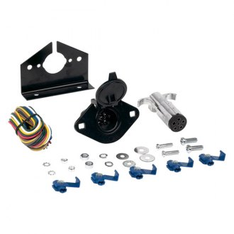 Hopkins® - 6-Pole Round Connector Kit