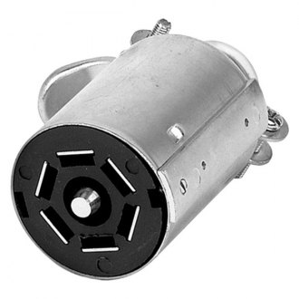 Hopkins® - 7 RV Blade Connector (Trailer End, Metal)