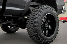 HOSTILE® - KNUCKLES Satin Black Ford F-150