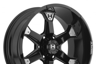 HOSTILE® - KNUCKLES Satin Black