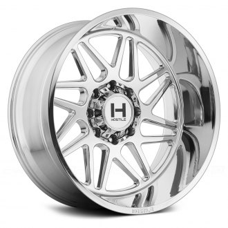 HOSTILE® - SPROCKET Chrome