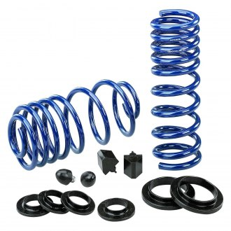 "Hotchkis® - 1.5"" x 1.25"" Sport Front and Rear Lowering Coil Springs"