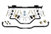 Hotchkis® - Sport Adjustable Sway Bar Set and Chassis Brace