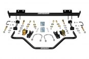 Hotchkis® - Sport Adjustable Rear Sway Bar Set and Chassis Brace