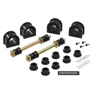 Hotchkis® - Front and Rear Sway Bar Rebuild Kit