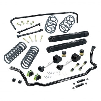 "Hotchkis® - 1"" x 1"" TVS Front and Rear Handling Lowering Kit"