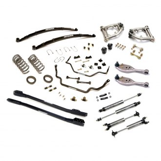 "Hotchkis® - 0.5"" x 1.5"" TVS Front and Rear Handling Lowering Kit"