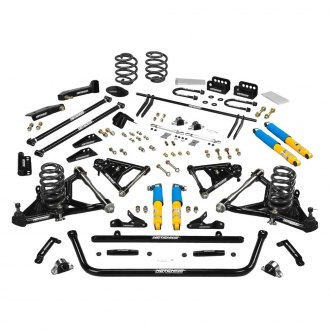 "Hotchkis® - 1"" x 1"" TVS Front and Rear Lowering Kit"