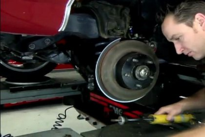 80006 - Hotchkis® TVS Front and Rear Handling Lowering Kit Installation Video