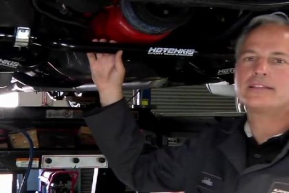 80007 - Hotchkis® TVS Front and Rear Handling Lowering Kit Installation Video