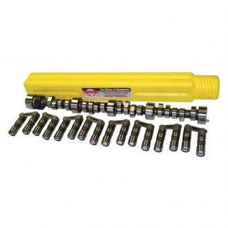 Howards Cams® - Small Base Circle Hydraulic Roller Camshaft & Lifter Kit (Chevy Small Block Gen I)