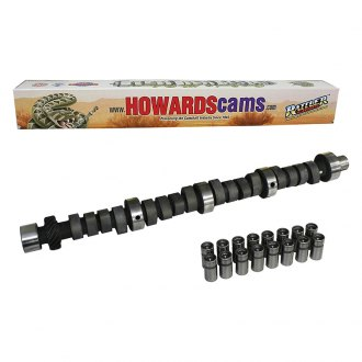 Howards Cams® - Rattler™ Hydraulic Flat Tappet Camshaft & Lifter Kit