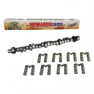 Howards Cams® - Rattler™ Hydraulic Roller Camshaft & Lifter Kit