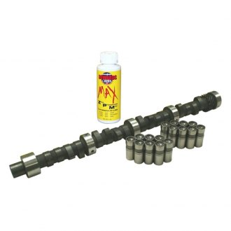 Howards Cams® - Max Certified™ Hydraulic Flat Tappet Camshaft and Lifter Kit