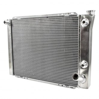 Howe Racing Enterprises® - Radiator with Cooler