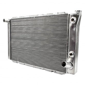 Howe Racing Enterprises® - Radiator with Heat Exchanger