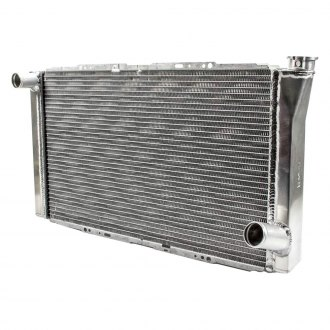 Howe Racing Enterprises® - Aluminum Radiator