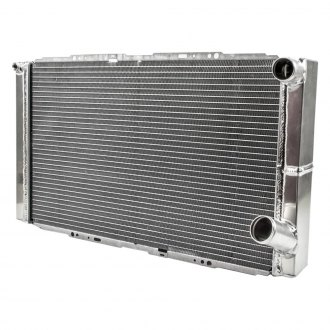 Howe Racing Enterprises® - Dual Pass Radiator without Filler