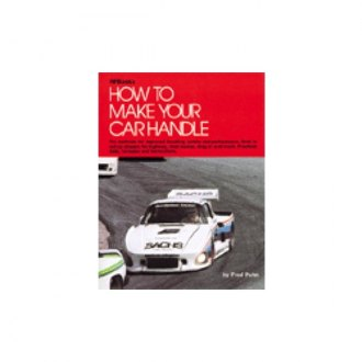HP Books® - How to Make Your Car Handle