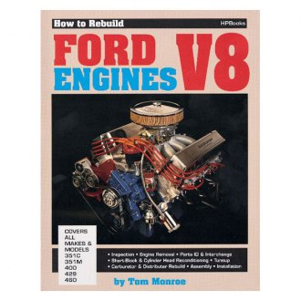 HP Books® - How to Rebuild Ford V-8 Engines Manual