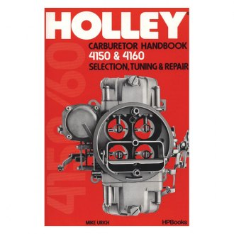 HP Books® - Holley Carburetor Repair Manual
