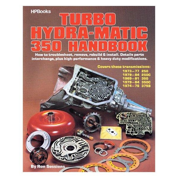 turbo hydra matic 350 troubleshooting