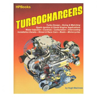 HP Books® - Turbochargers Repair Manual