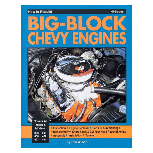 366 engine chevy manual