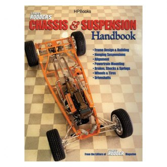 HP Books® - Street Rodder's Chassis and Suspension Handbook