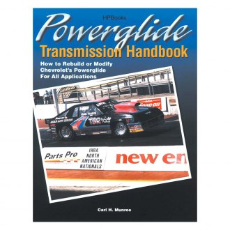 HP Books® - Powerglide Trans HP1355 Repair Manual
