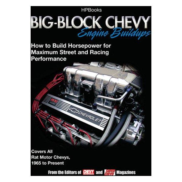 HP Books® 978-155788484-8 - Big-Block Chevy Engines Buildups