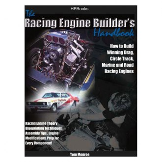 HP Books® - Racing Engine Builder's Handbook Repair Manual